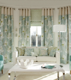 Curtains & Soft Furnishings at Applewood Interiors